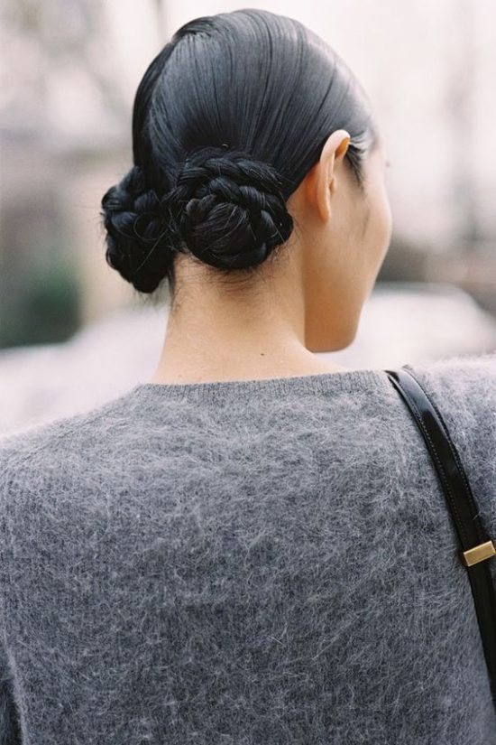 pigtail-bun-cabelo-coque-coquinho-duplo-double-trend-tendencia-hair-inspiracoes