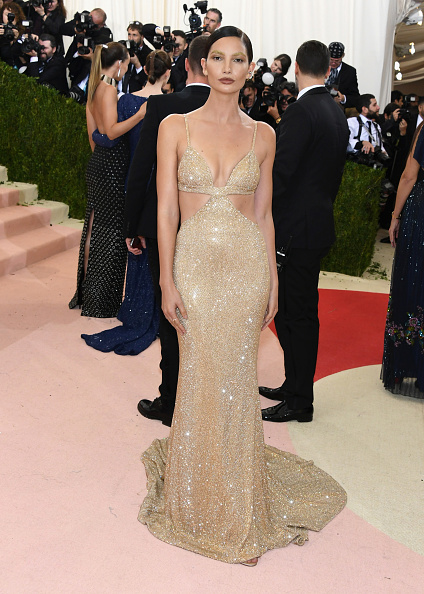"attends the ""Manus x Machina: Fashion In An Age Of Technology"" Costume Institute Gala at Metropolitan Museum of Art on May 2, 2016 in New York City."