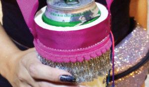 DIY de Carnaval [6]: Porta cerveja! 🍺