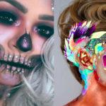 27 Inspirações de make de caveira inusitadas para o Halloween