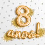 8 anos de blog, e contando… ?