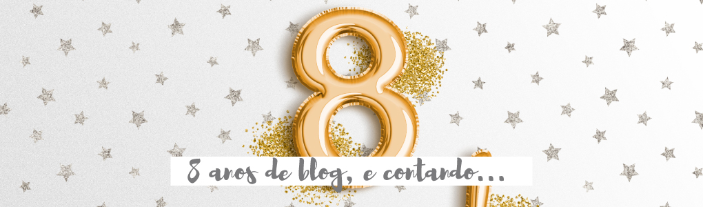 8 anos de blog, e contando… 🌟