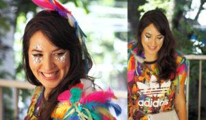 #CarnaStarving: Customizando roupas normais em fantasias!