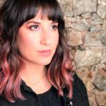 Cabelo colorido para morenas – e o meu cabelo rosa!
